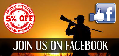 Like us on Facebook get 5% OFF