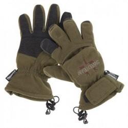 SwedTeam Handske Glove Green