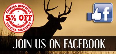 Like us on Facebook get 5% OFF