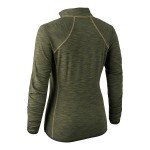 Deerhunter Lady Insulated Fleece - Green Melange