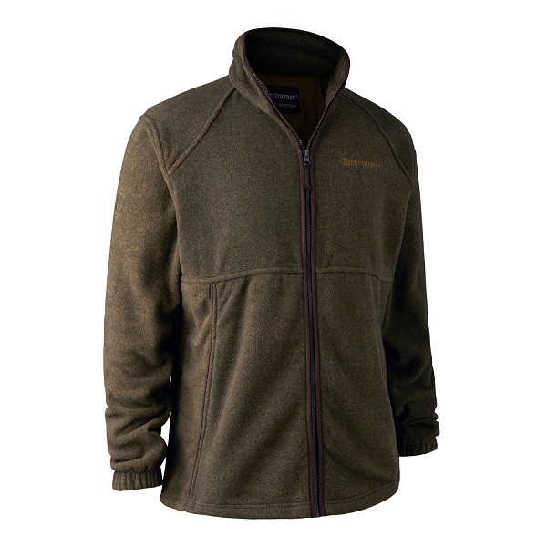 Deerhunter Wingshooter Fleece - Graphite Green