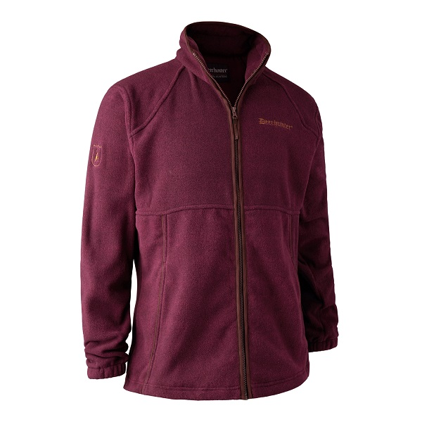 Deerhunter Wingshooter Fleece - Burgundy