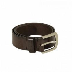 Deerhunter Leather Belt - Dark Brown