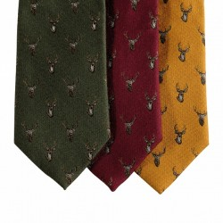 Deerhunter Stag Tie