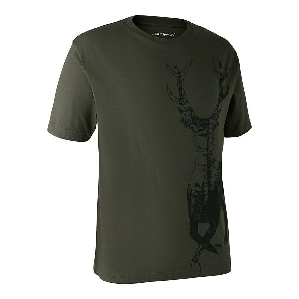 Deerhunter T-Shirt  with Deer