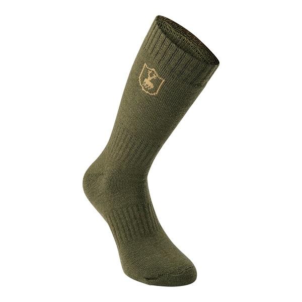 Deerhunter 2-Pack Wool Socks - Short