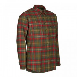 Deerhunter Marlon Shirt - Red Check