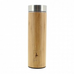 Deerhunter Bamboo Thermo Flask