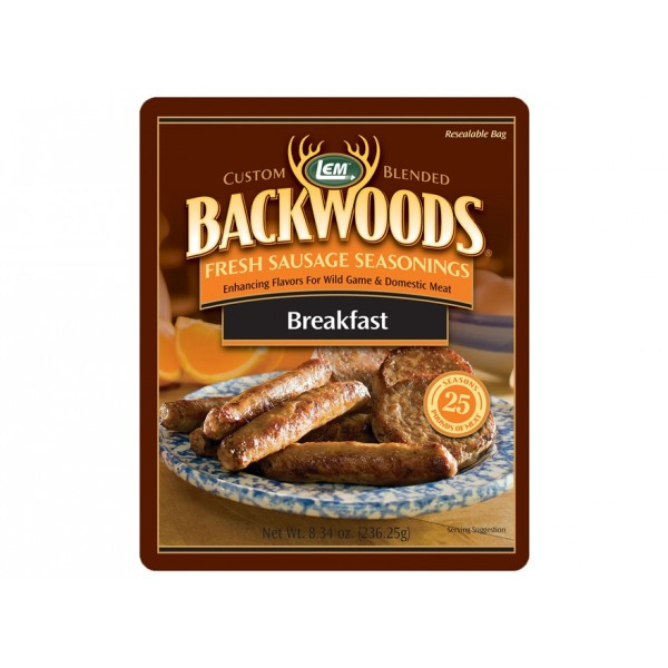 LEM Backwoods Fresh Sausage Seasoning