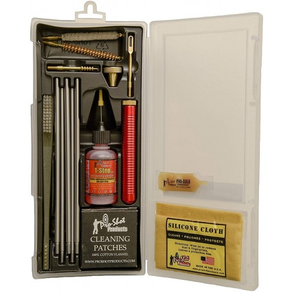 Pro Shot Gun Cleaning Kit .25 Cal