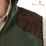 Sherwood Forest Crofton Fleece Gilet