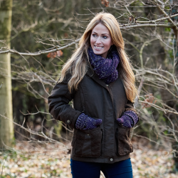 Sherwood Forest Ladies Marton Jacket